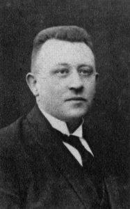 portrait Johannes Rijpstra